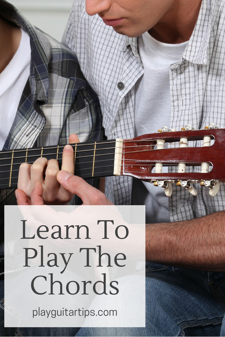 Learn To Play The Chords